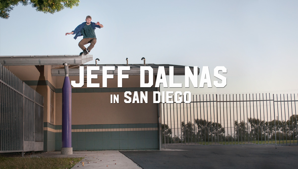 Jeff Dalnas in San Diego