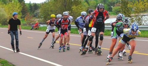 Dispatch from the Apostle Island Inline Marathon