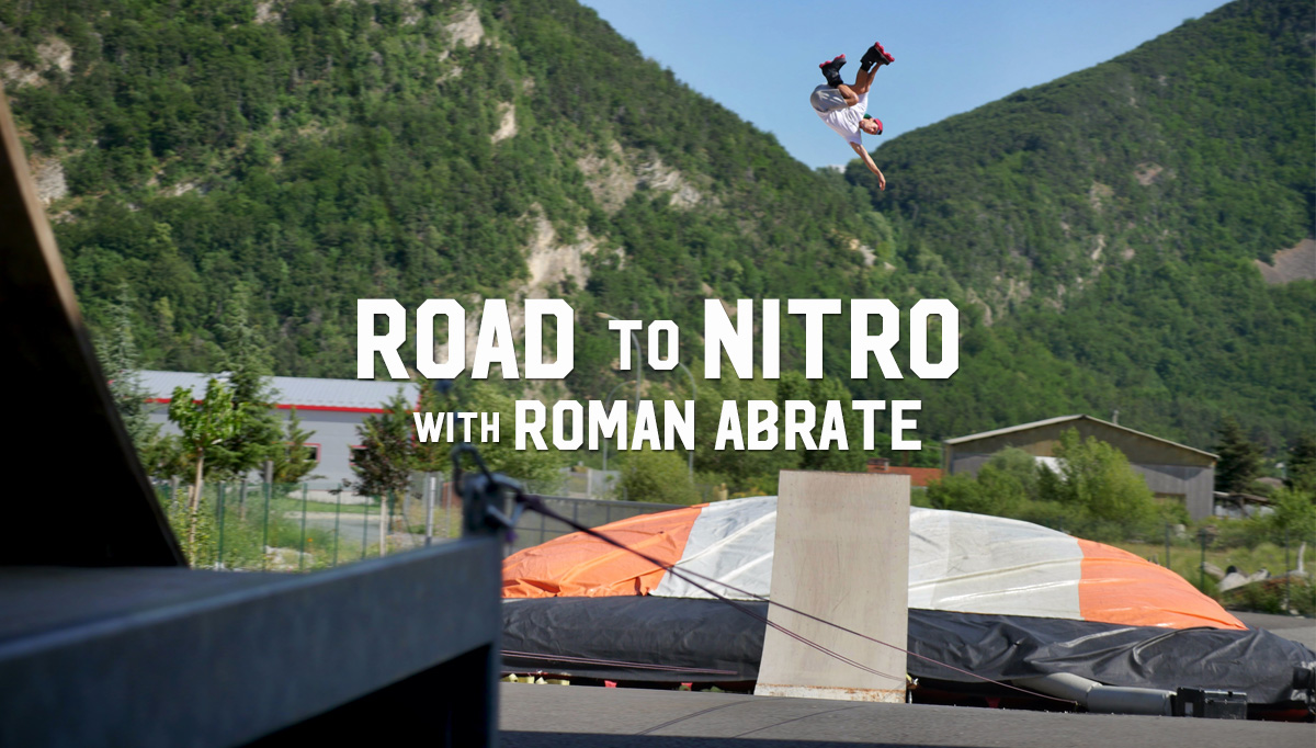 Road to Nitro with Roman Abrate