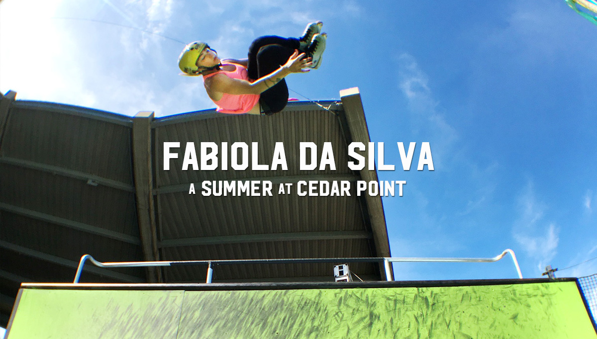 Fabiola Da Silva: A Summer at Cedar Point