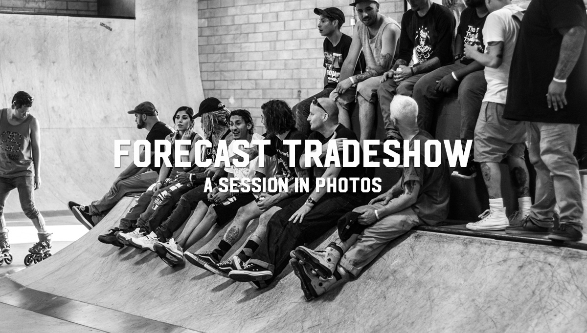 Forecast Tradeshow: A Session in Photos