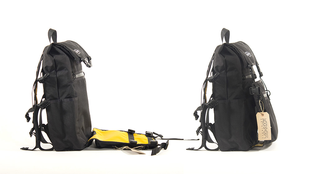 Mosher Originals: IBEX Pack Review