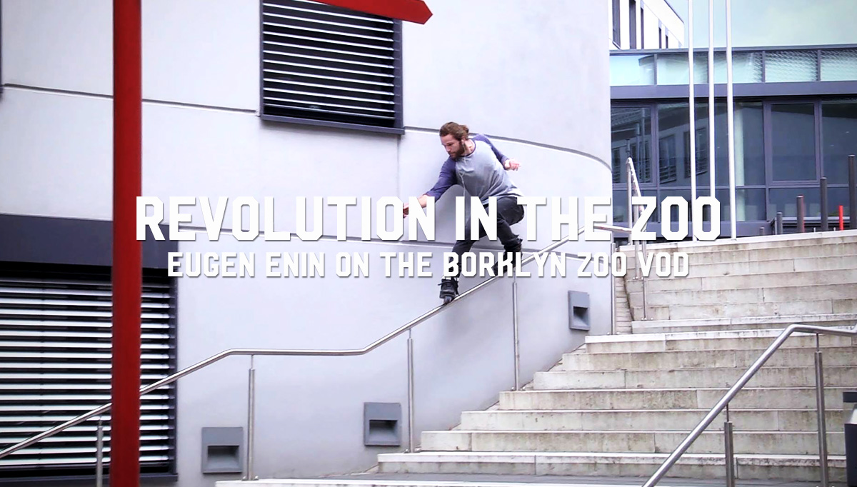 Revolution in the Zoo: Eugen Enin on the Borklyn Zoo VOD