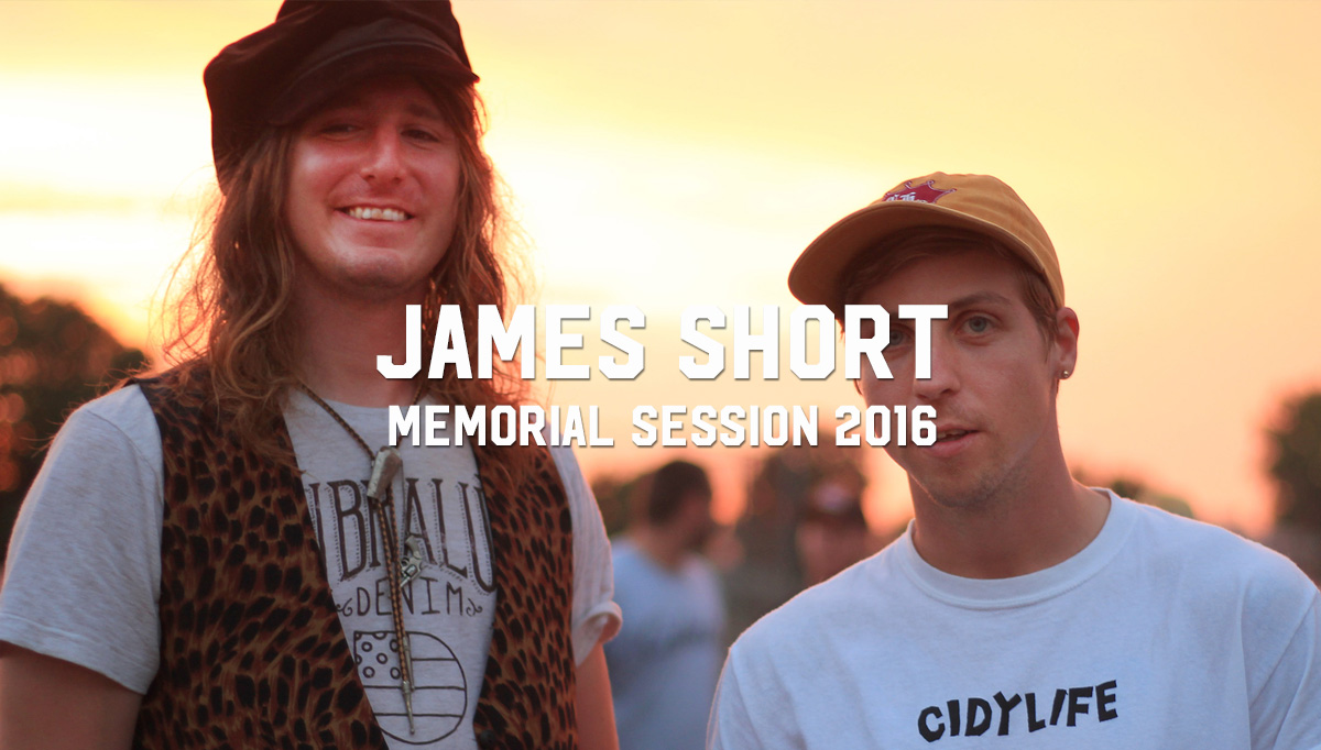 James Short Memorial Session 2016