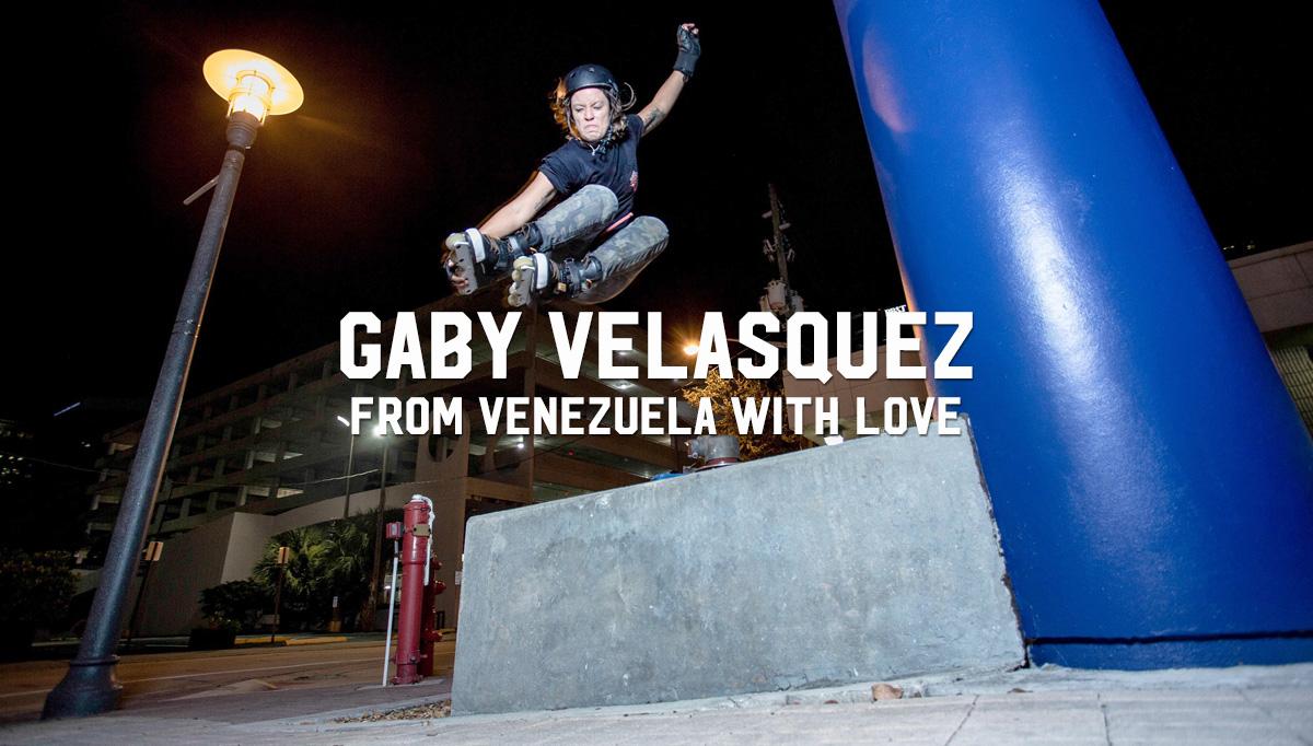 Gaby Velasquez: From Venezuela With Love