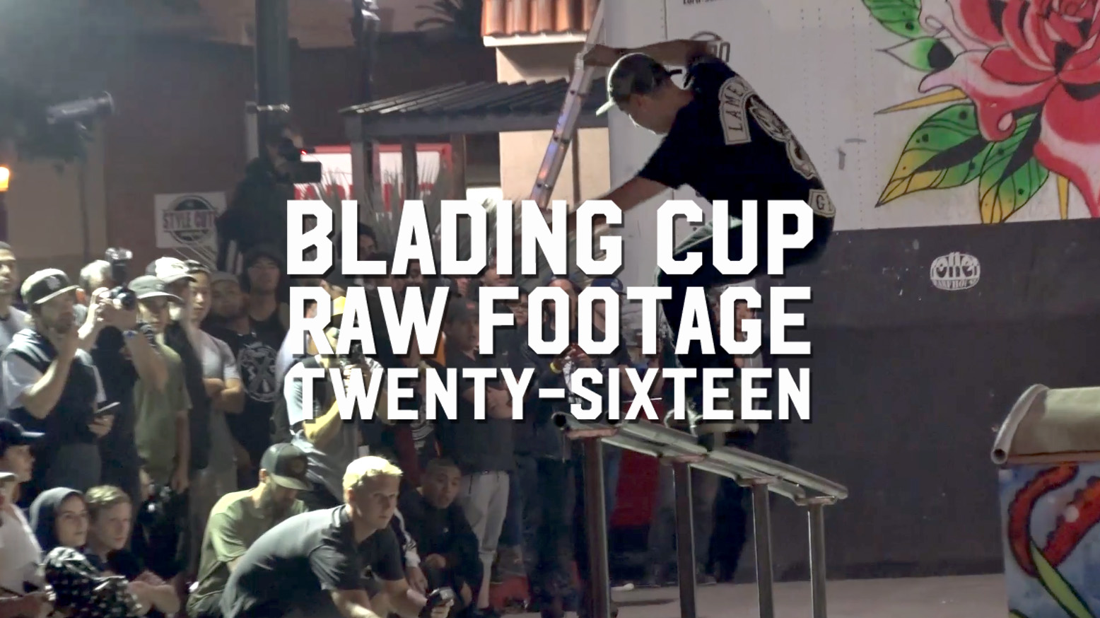 ONE @ Blading Cup 2016 Raw Footage