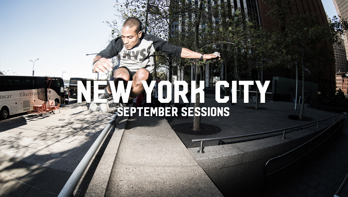 New York City: September Sessions