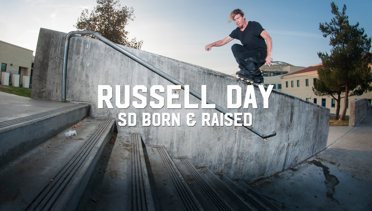 Russell Day: SD Born & Raised