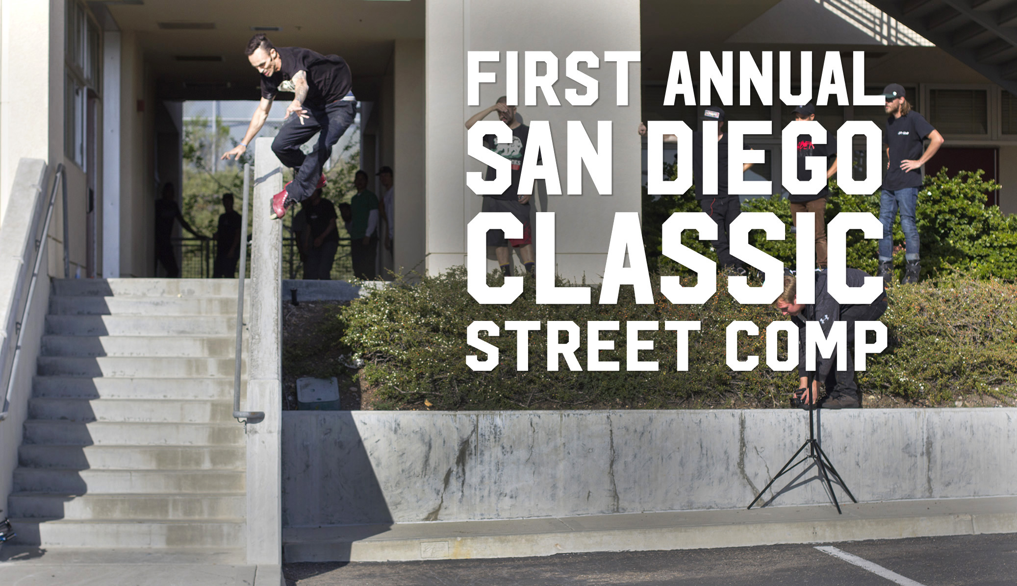 San Diego Classic Street Contest