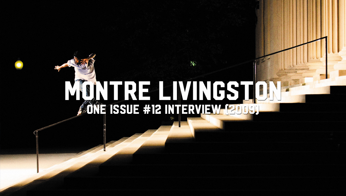 #TBT Montre Livingston ONE #12 Interview (2009)
