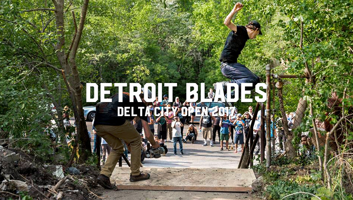 DETROIT BLADES: Delta City Open 2017