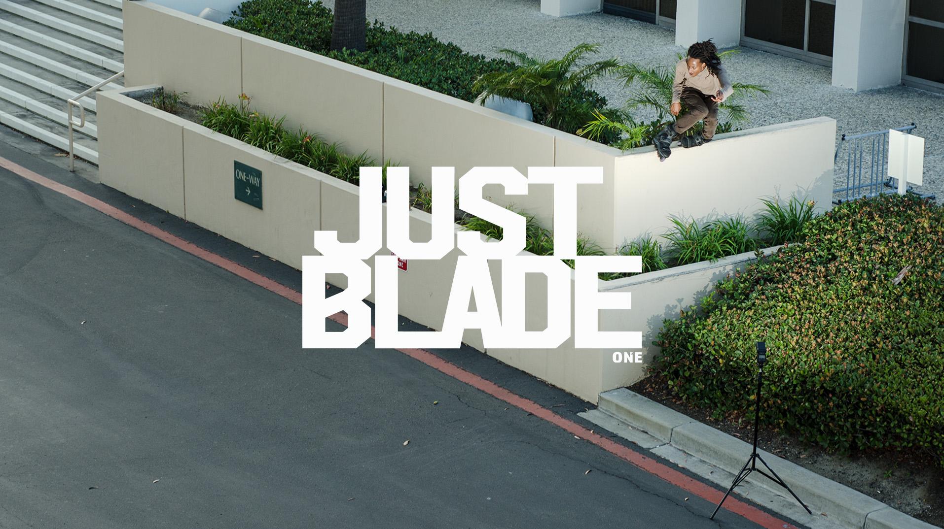JUST BLADE [1:00 Trailer]