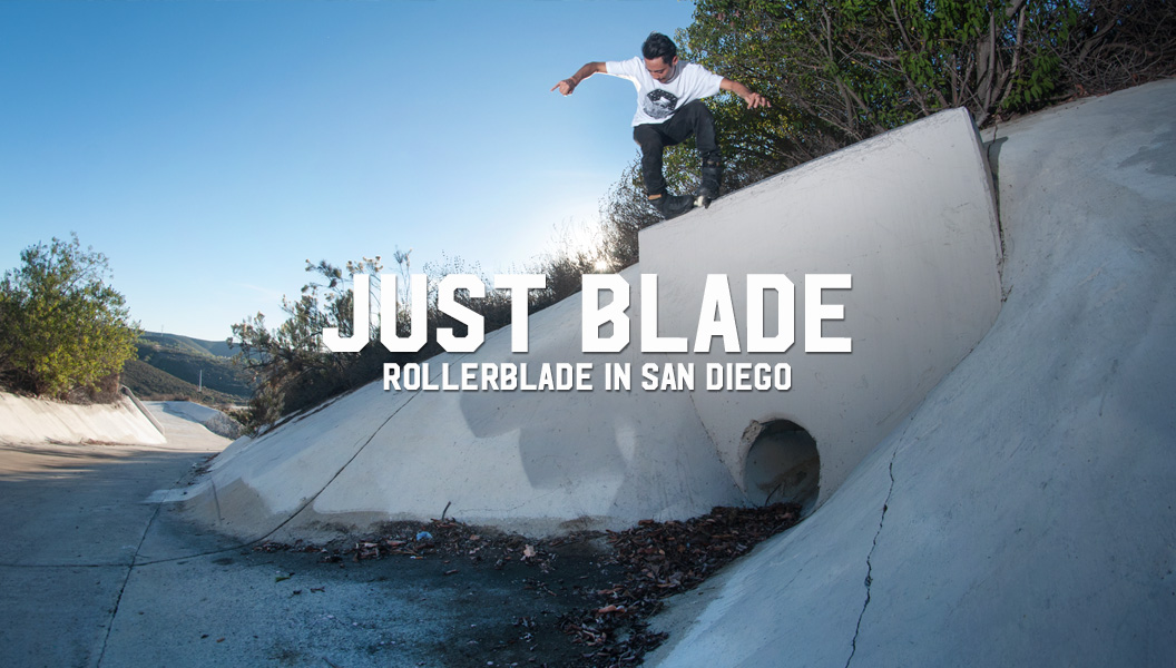 JUST BLADE: RB in San Diego