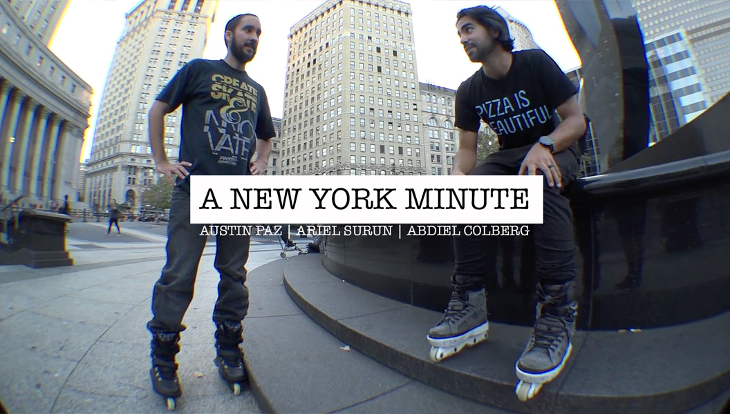 A New York Minute Mini-Doc