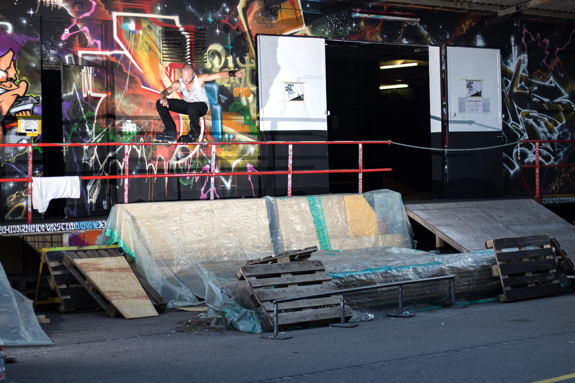 adrian top acid - Skateboard Deckbank