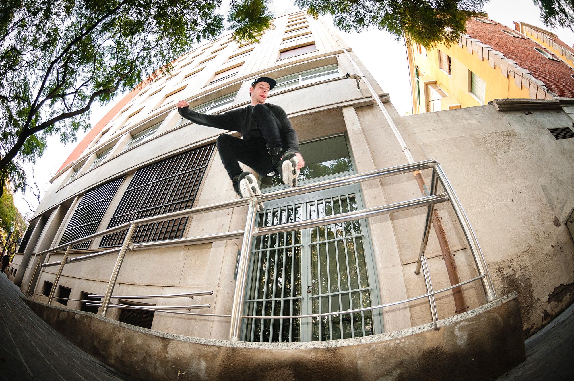 sem backslide - Skateboard Deckbank