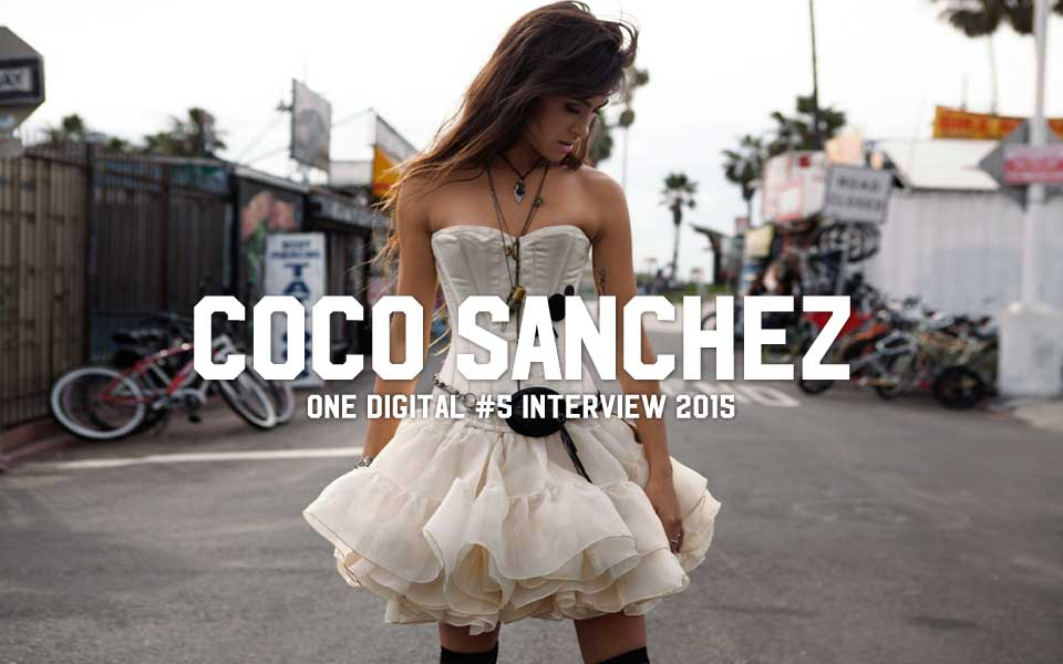 ONE Digi v.5: Coco Sanchez Interview (2015)