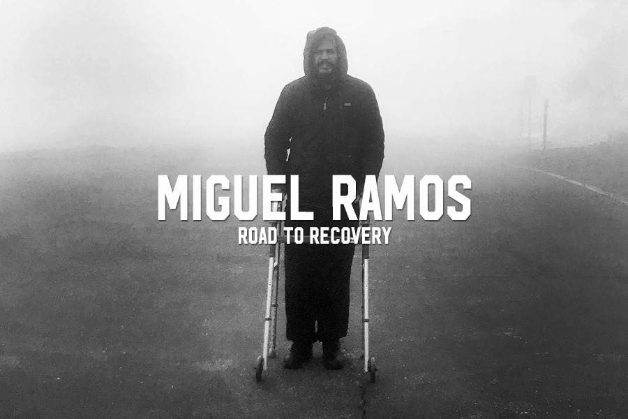 Miguel Ramos: Road to Recovery