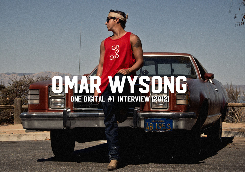 ONE Digi v.1: Omar Wysong Interview (2012)