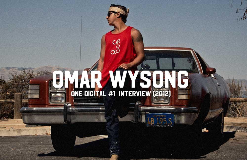 ONE Digi v.1: Omar Wysong Interview (2012)