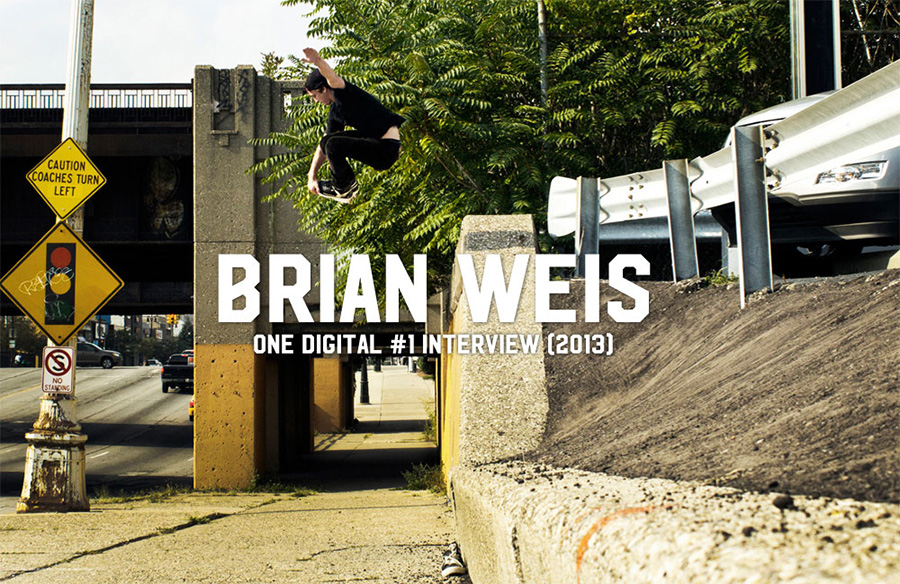 ONE Digi v.1: Brian Weis Interview (2013)