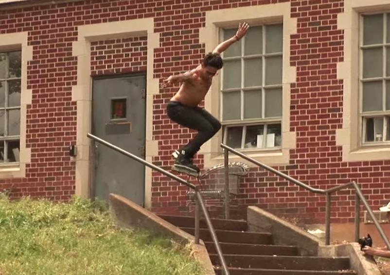 Julian Bah – Adapt Team Video – Left Over Clips
