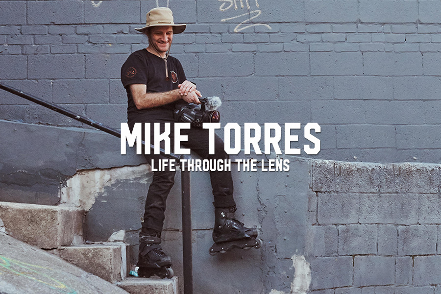 Mike Torres: Life Through The Lens