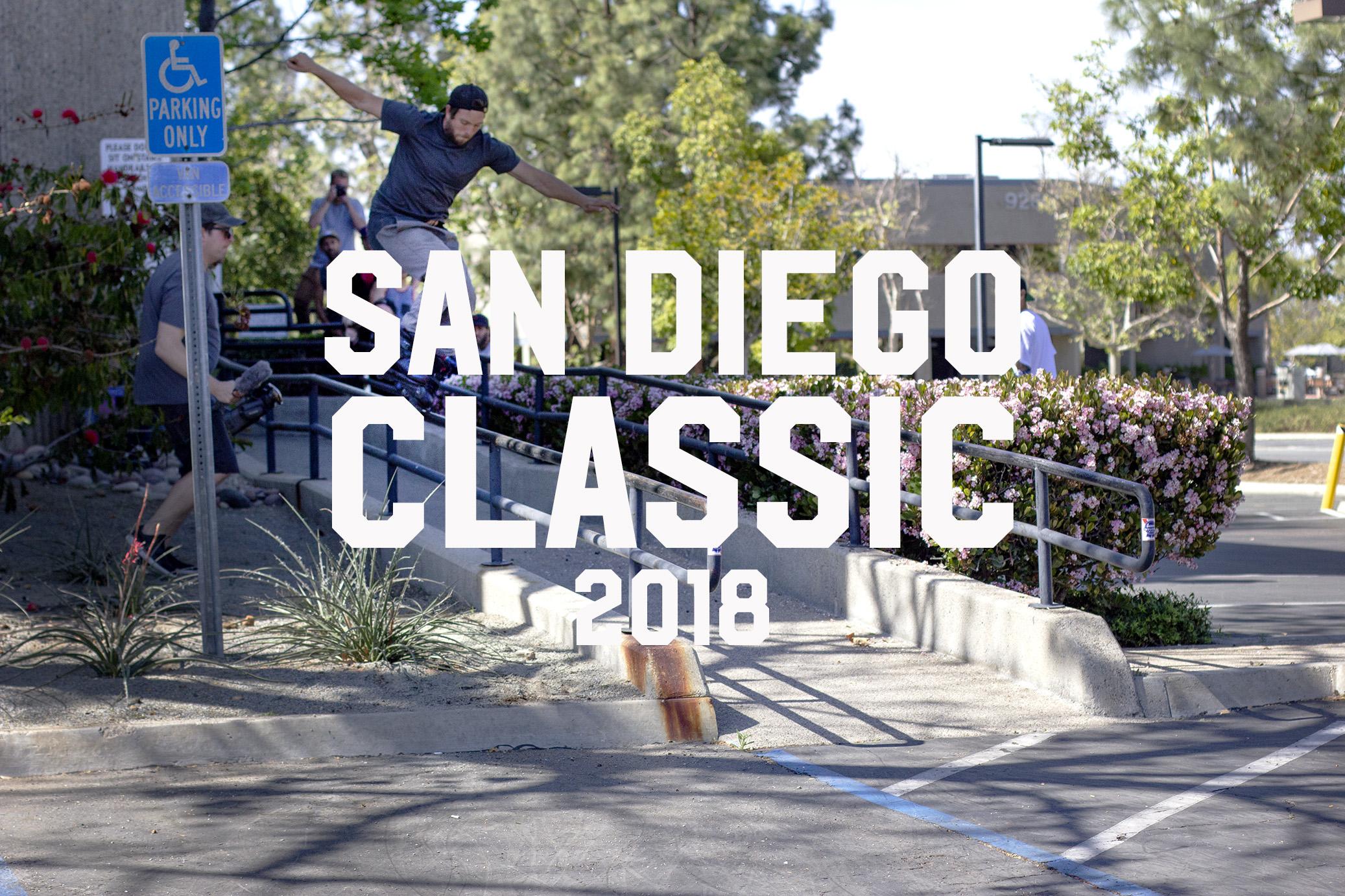 San Diego Classic 2018