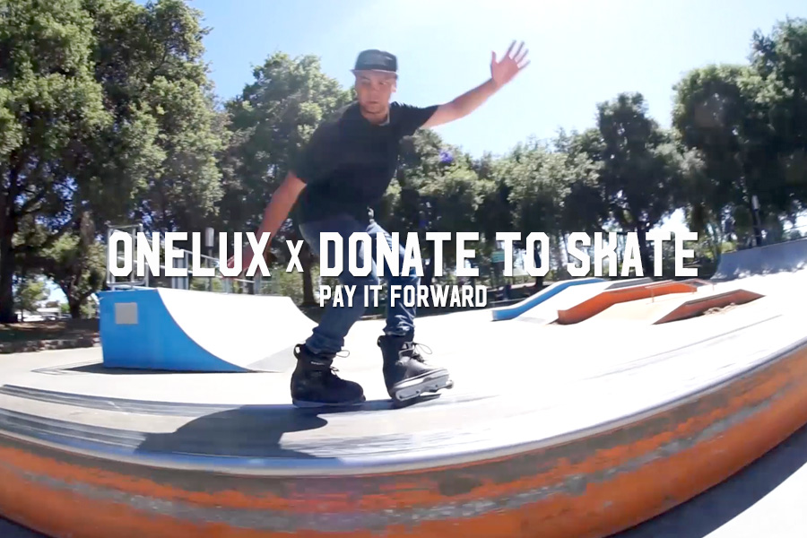 ONELUX & Donate to Skate NorCal Charity Session
