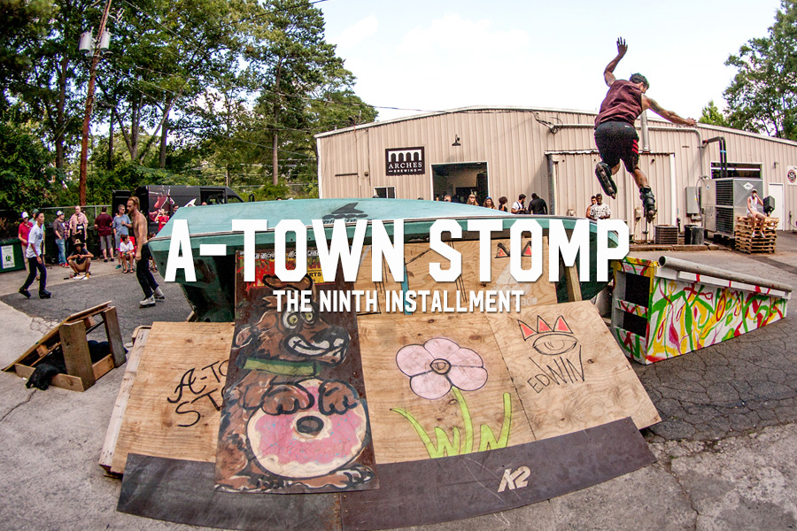 A-Town Stomp: The Ninth Installment