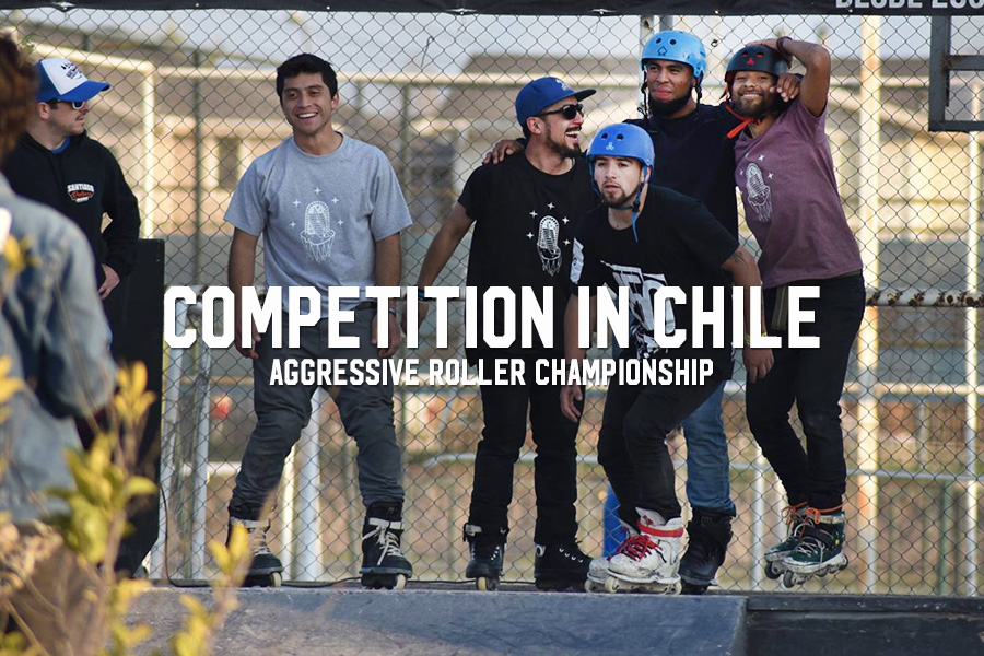 Aggressive Roller Championship in Chile