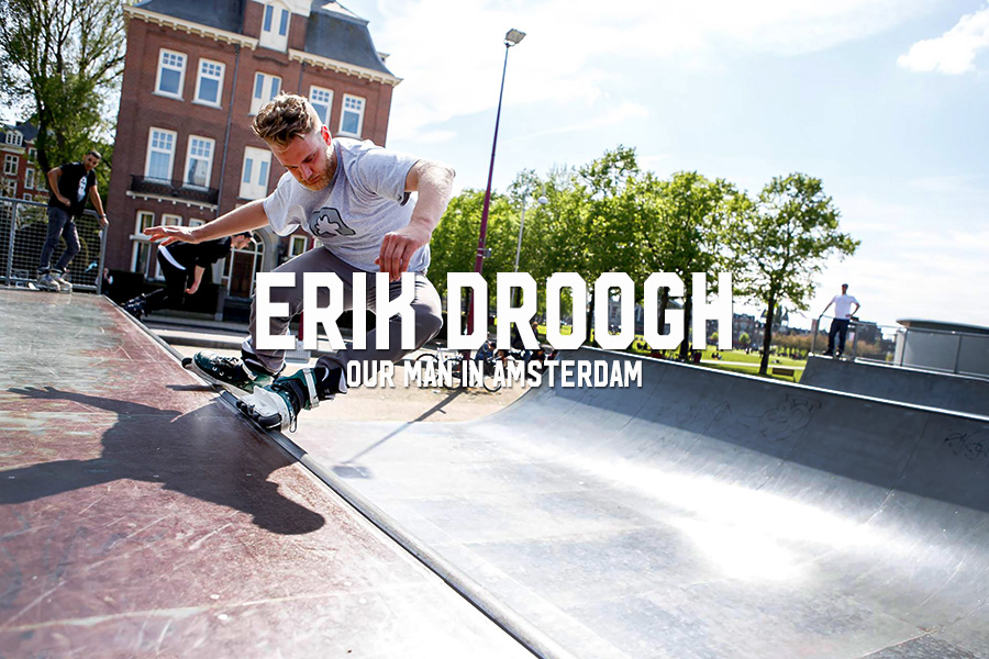 Erik Droogh: Our Man in Amsterdam
