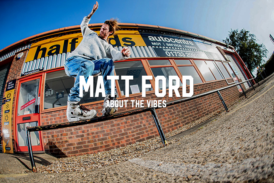 Matt Ford: About the Vibes