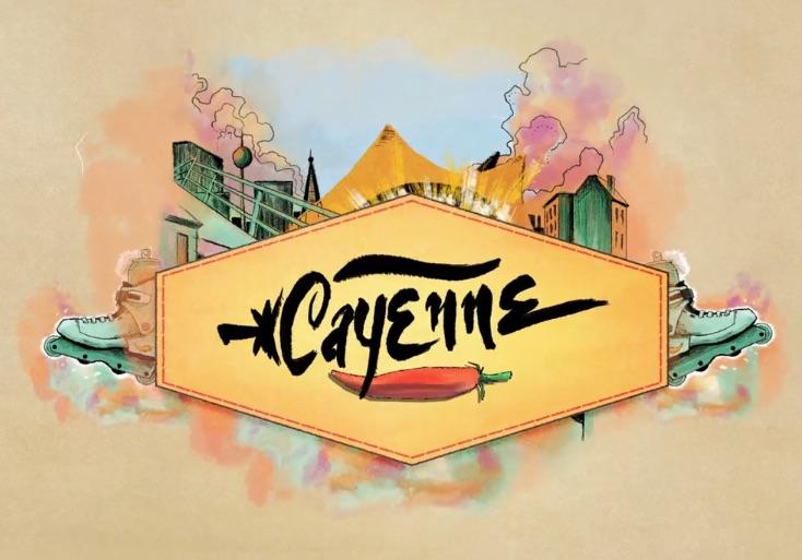 """""""Cayenne"""" by Karsten Boysen & Benjamin Büttner"""