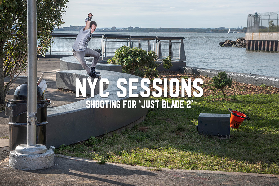 NYC Sessions: Shooting for 'Just Blade 2'