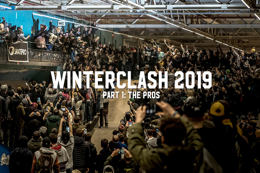 Winterclash 2019 Part 1: The Pros