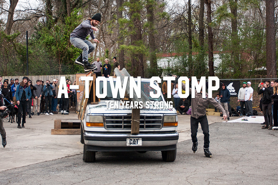 A-Town Stomp: Ten Years Strong