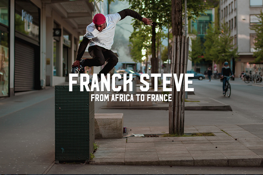 Franck Steve: From Africa to France