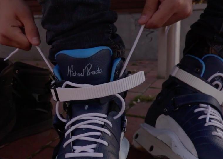 Michael Prado Pro- Skate Promo
