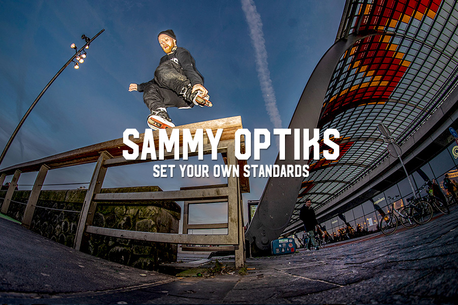 Sammy Optiks: Set Your Own Standards