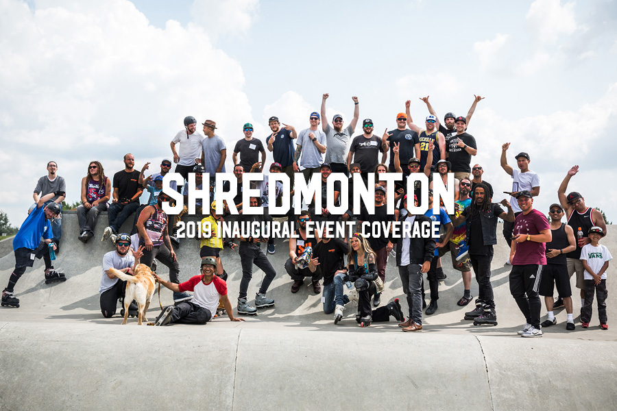 Shredmonton: 2019 Inaugural Event Coverage