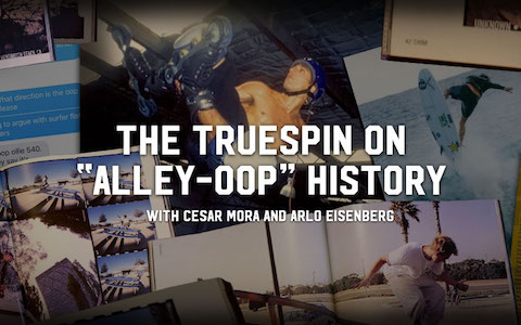 "The Truespin On ""Alley-Oop"" History"