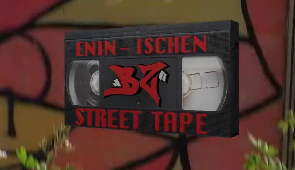 Borklyn Zoon Street Tape Starring Eugen Enin & Sven Ischen