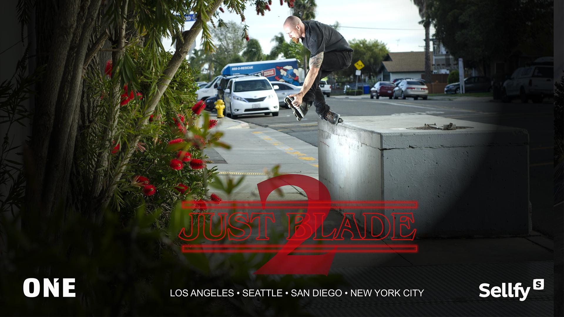 Just Blade 2: Derek Henderson Section