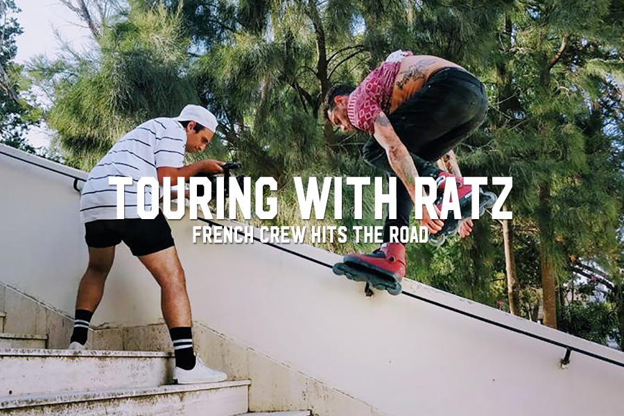 Touring with the Ratz