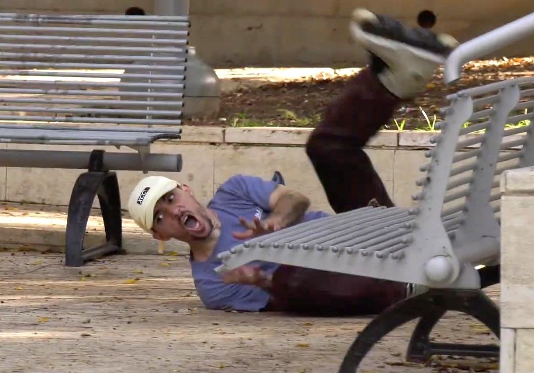 Bobi Spassov Raw Clips – Roces Promo
