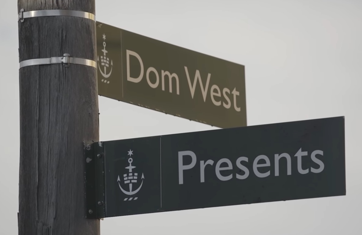 Vine Street: Chapter II by Dom West