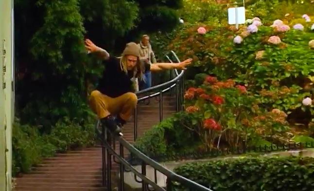 Rollerblade – Cameron Talbott Raw Clips in SF