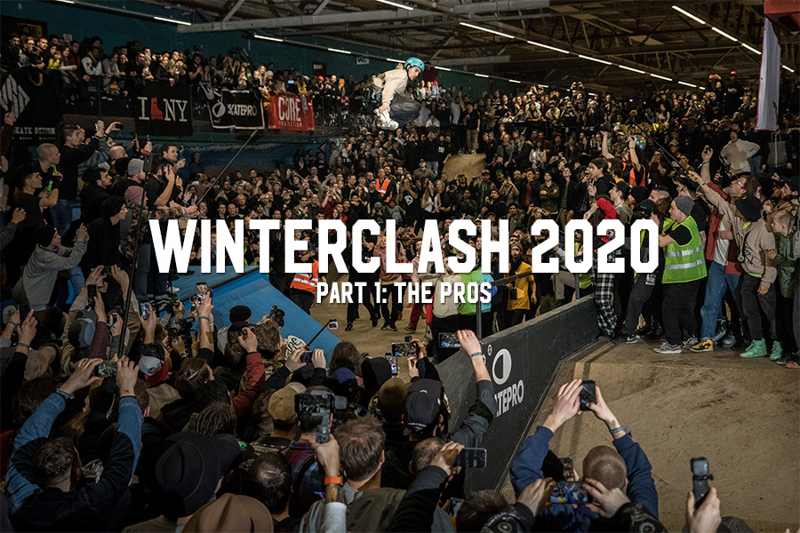 Winterclash 2020 Part 1: The Pros