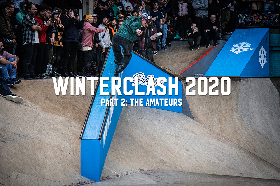 Winterclash 2020 Part 2: The Amateurs